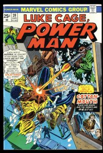 Power Man #20 NM+ 9.6