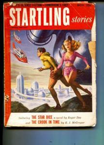 Startling Stories-Pulp-11/1952-Roger Dee-Dave Dryfoos