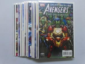 Avengers Secret Invasion, 18 Diferent, 8.0/VF (2008)