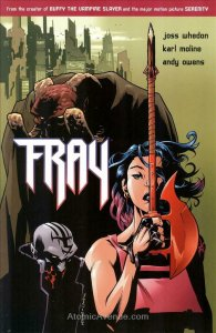 Fray TPB #1 (9th) VF/NM; Dark Horse | save on shipping - details inside