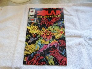 1994 SOLAR MAN OF THE ATOM . THE DESTROYER. # 35