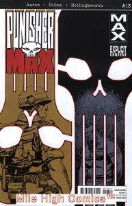 PUNISHERMAX (PUNISHER MAX) (2009 Series) #13 Very Fine Comics Book