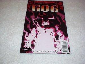 Gog (Villains) #1 (1998)