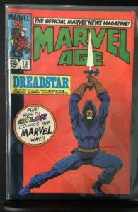 Marvel Age #13 (1984)