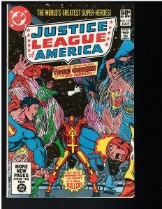 Justice League of America #192 (1981)