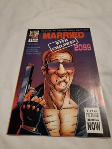 Married with Children 2099 1 Near Mint-  Cover by Tom Richmond