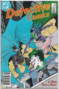 Detective Comics   vol. 1   #570 VG