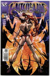 Witchblade Infinity #1 (Image, 1999) NM-