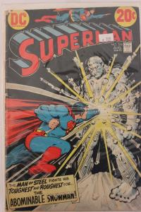 Superman 266 VG
