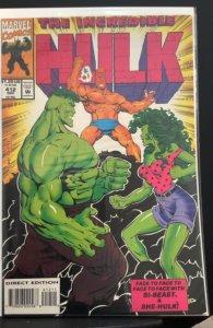 The Incredible Hulk #412 (1993)