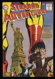 Strange Adventures #112 FN/VF 7.0 DC Comics