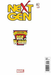 Age Of X-Man Nextgen #1 Secret Variant (Marvel, 2019) NM