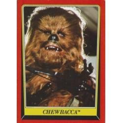 1983 Topps RETURN OF THE JEDI - CHEWBACCA #7