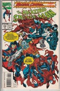 Amazing Spider-Man #377 (Aug-93) NM- High-Grade Spider-Man
