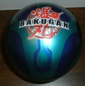 Bakugan Tin Blue Green Bakusphere 6 Battle Brawlers 29 Cards