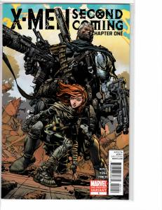 X-men Second Coming (2010) #1 NM (9.4) Finch Cover Rare