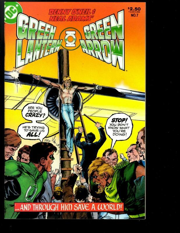 11 Green Lantern + Arrow DC Comics # 1 2 3 4 5 6 7 Arrow # 1 2 Annual # 5 6 JF26