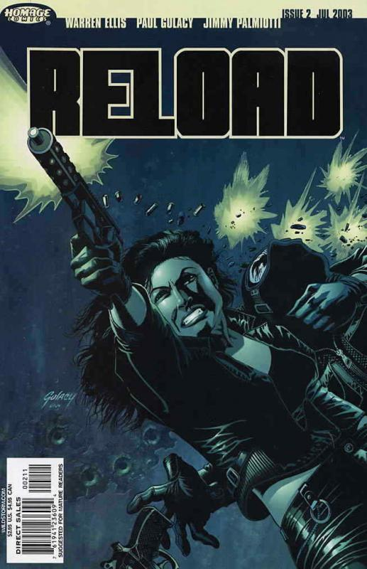 Reload #2 FN; WildStorm | save on shipping - details inside
