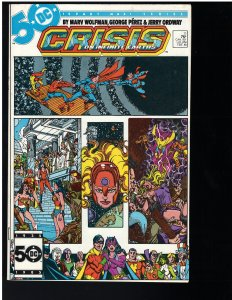 Crisis on Infinite Earths #11 (DC, 1986)