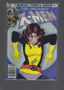 The Uncanny X-Men #168 (1983)