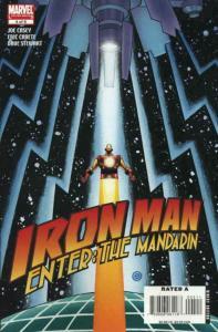 Iron Man: Enter The Mandarin #4 VF/NM; Marvel | save on shipping - details insid