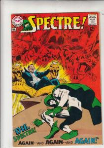 Spectre, The #2 (Feb-68) VG/FN+ Mid-Grade Spectre