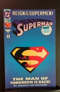 Superman #78 (1993)