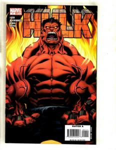 HULK # 1 NM 1st Print 1st Red Hulk Marvel Comic Book Avengers Iron Man GK3