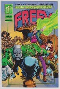 Freex #1 (VF) 1993