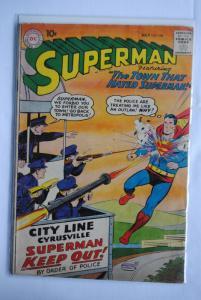 Superman 130 1959