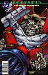 Steel (1994 series) #21, NM- (Stock photo)