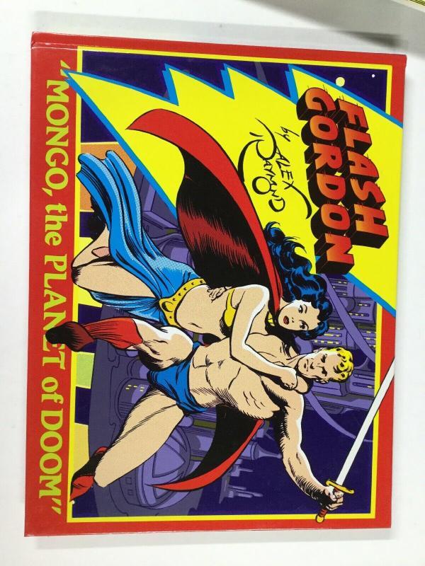 Flash Gordon 1 2 3 4 5 6 Kitchen Sink Sc Softcover 2-6 Hc Hardcover 1 Near Mint