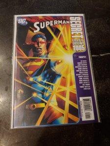 Superman Secret Files & Origins #2005 (2006)