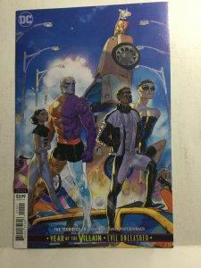 The Terrifics 20 Variant Nm Near Mint DC Comics