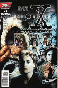 X-Files, The Special #3 VF/NM; Topps | save on shipping - details inside