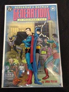 DC Comics Superman & Batman Generations An Imaginary Tale #1, 2, 3, 4 NM-