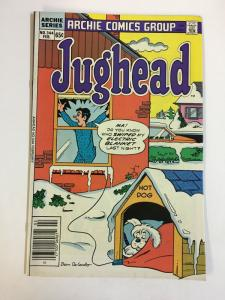JUGHEAD (1949-1987)344 VF-NM Aug 1986 COMICS BOOK