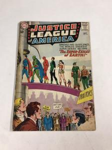 Justice League Of America 19 2.0 Gd Good Dc Silver Age
