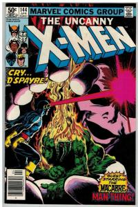 X MEN 144 F-VF April 1981