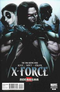 X-Force (3rd Series) #24A VF/NM; Marvel   save on shipping - details inside