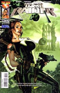 Tomb Raider: The Series #44 FN; Image | save on shipping - details inside