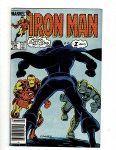 10 Iron Man Marvel Comics # 196 197 198 199 201 202 203 204 205 206 Stark J451
