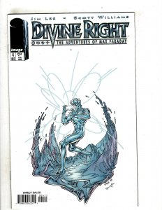 Divine Right (DE) #4 (1997) OF20