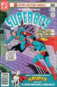 DC THE NEW ADVENTURES OF SUPERBOY #10 FN-