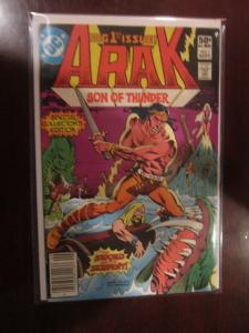 Arak Son of Thunder #1 - 7.0 - 1981
