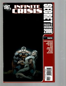 11 Comics Infinite Crisis '06 1 Final Crisis 1 1 1 1 1 The New 52 #1 + more J438