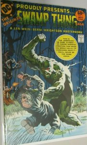 Swamp thing DC special series #2 6.0 FN (1977)