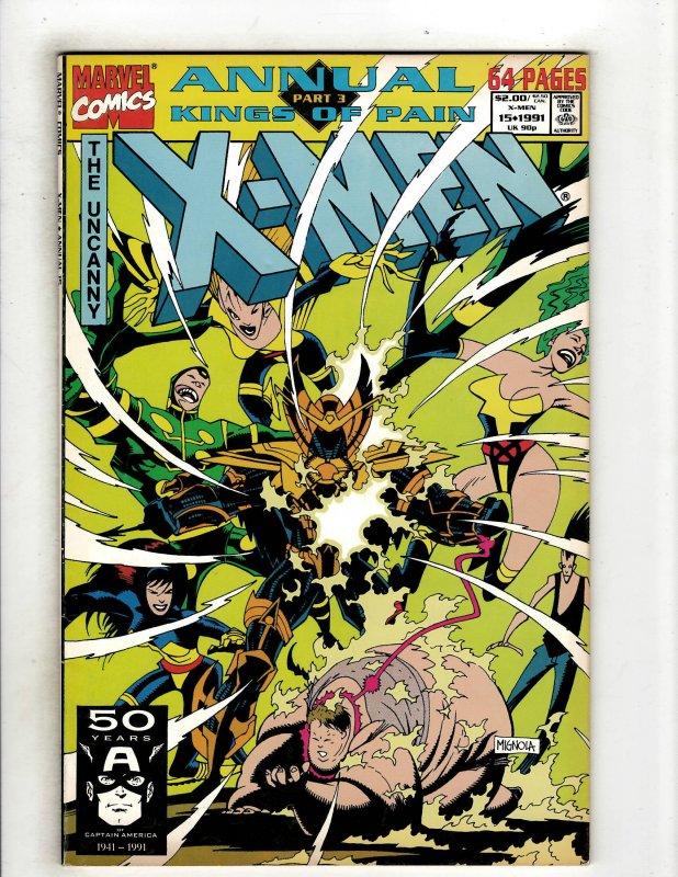 X-Men Annual #15 (1991) OF44