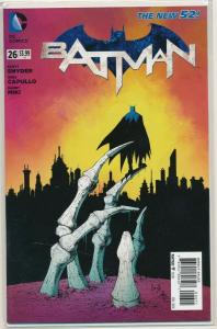 DC Comics BATMAN #26 THE NEW 52 ~ NM (PF473)