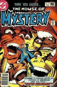House of Mystery (1951 series) #277, Fine+ (Stock photo)